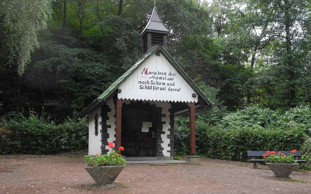5.07 Wülscheid /  Dachsbergkapelle