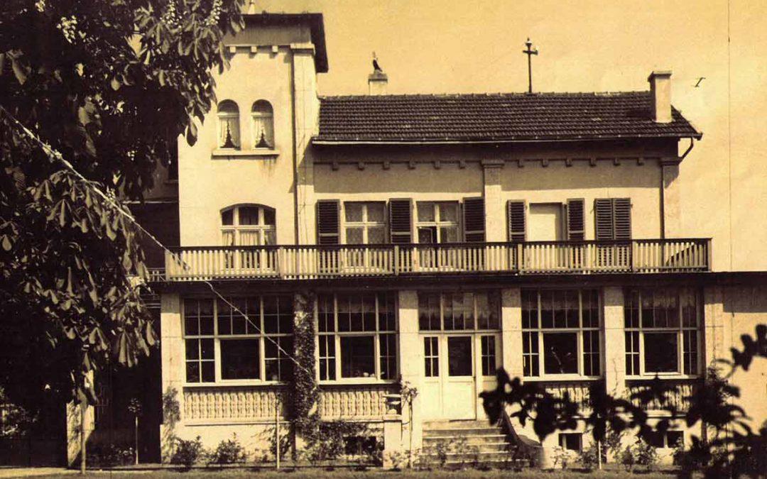 """2.01 Ziegelei """"Pannenschop"""" und """"Villa Esperanza"""""""