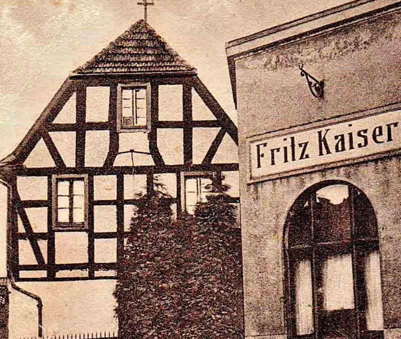 2.13 Gaststätte Kaiser