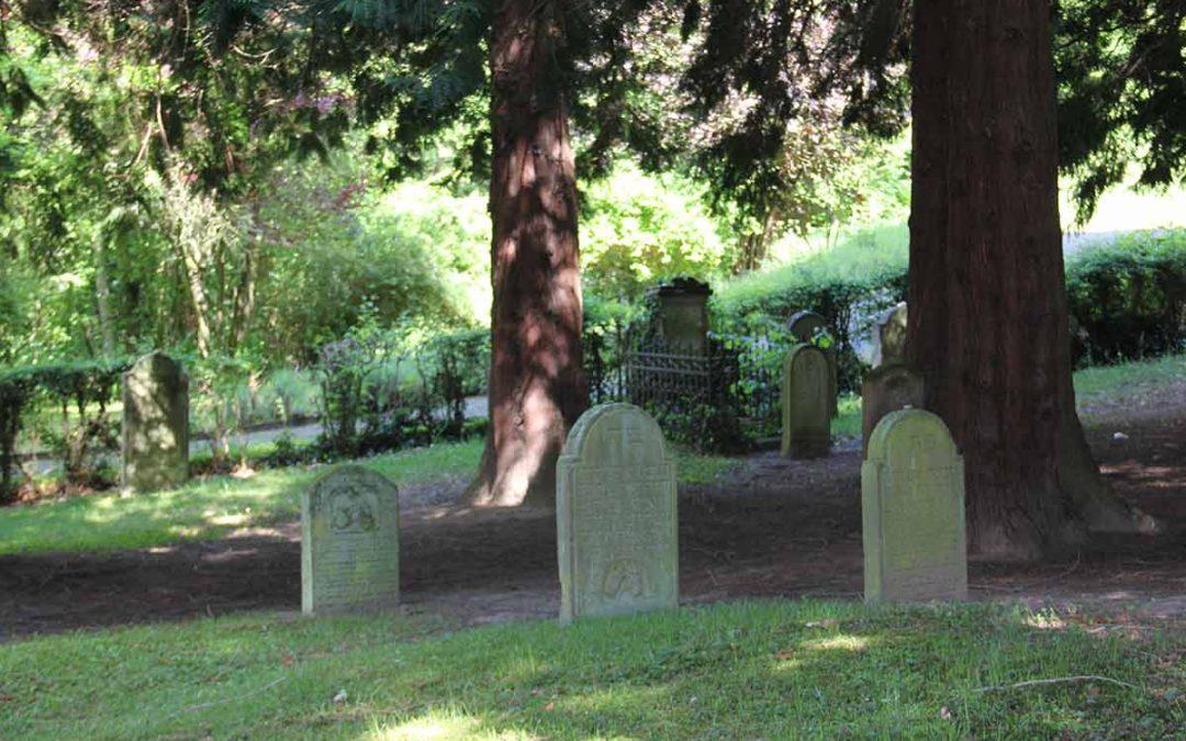 2.07 Jüdischer Friedhof