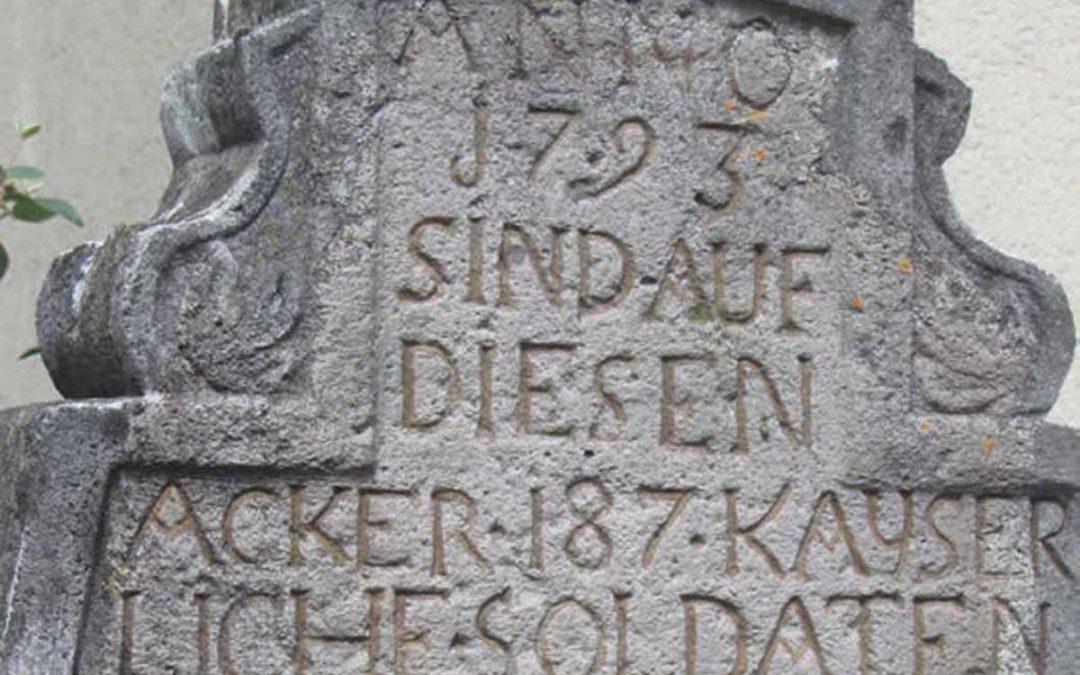 4.18 Alter Friedhof / Österreicherkreuz
