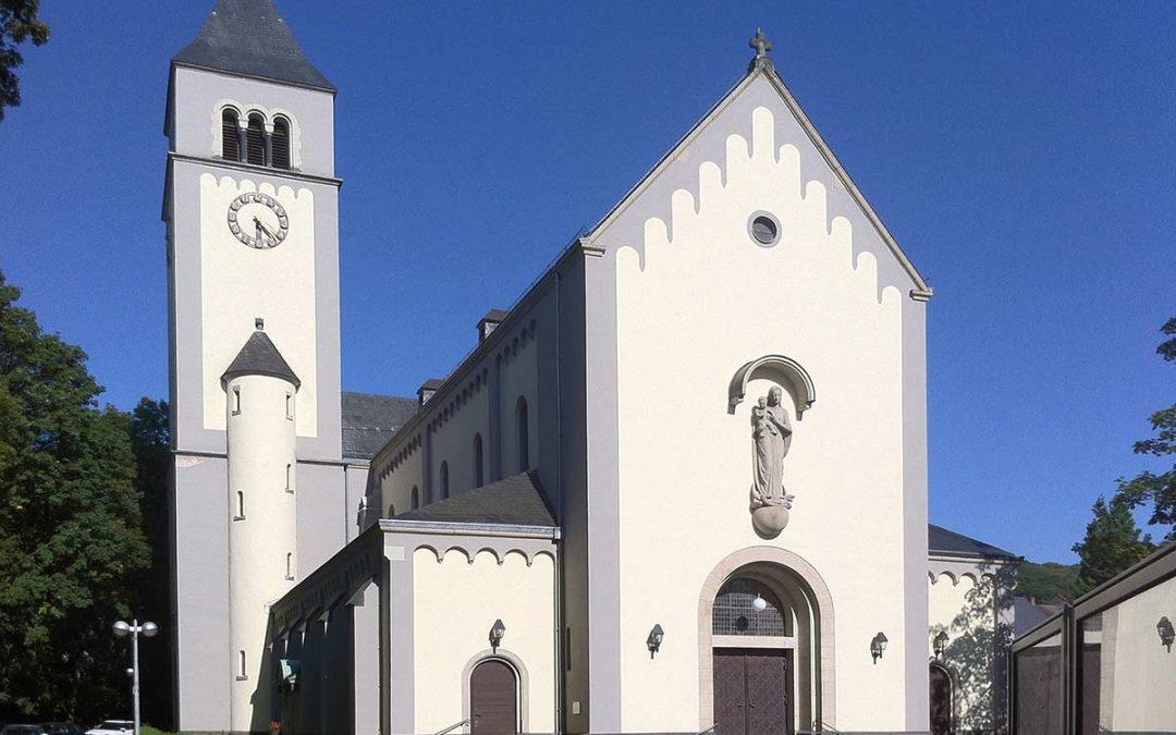 "Pfarrkirche ""St. Mariä Heimsuchung"""