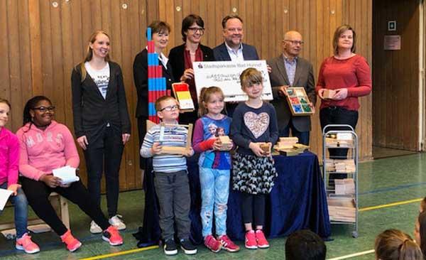 Montessori-Materialien für die Grundschule am Reichenberg
