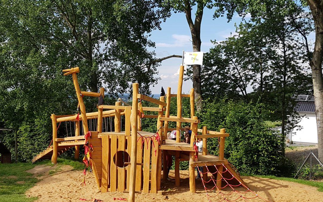 """""""Piratenschiff"""" für Kindergarten"""