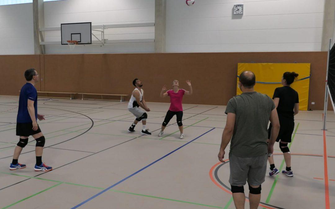 Sportfreunde Aegidienberg: Aufbau einer Volleyball-Abteilung