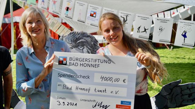 Bad Honnef tanzt – mit unserer Unterstützung